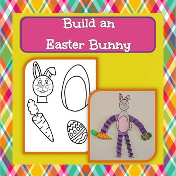 Easter - Build an Easter Bunny