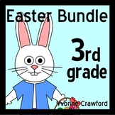 Easter Bundle for Third Grade Endless