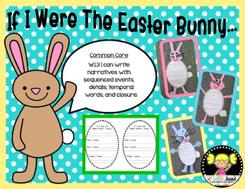 Easter Bunny Craftivity {Freebie}