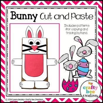 Bunny Cut and Paste