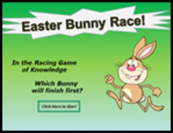 Easter Bunny PowerPoint Game