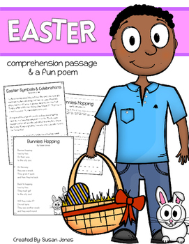 Easter Close Read and Poem