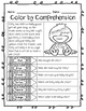 Easter (Color by Comprehension Stories and Questions) - 10