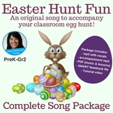 """Easter Song   """"Easter Hunt Fun"""" by Lisa Gillam   Complete"""