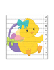 Easter Counting Mats (1-10) and Puzzles
