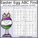 Easter Egg ABC Find