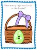 Easter Egg Basket play dough mats