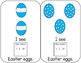 Easter Egg Counting Books - Counting to 12 and Counting to 24
