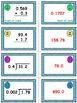 Easter Egg Dash & Smash Game Cards (Multiply & Divide Deci