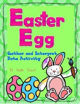 Easter Egg Gather and Interpret Data