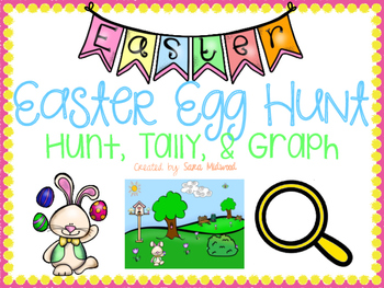 Easter Egg Hunt: Hunt, Tally and Graph! Center