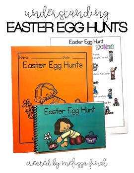 Easter Egg Hunt- Social Story for Students with Special Needs