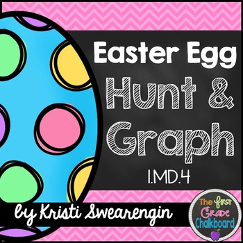 Easter Egg Hunt and Graph 1.MD.4