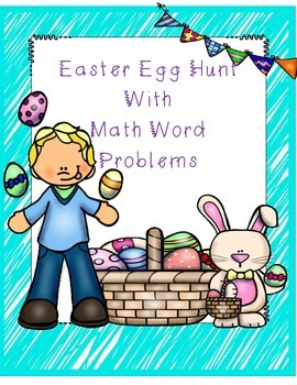 Easter Math with Word Problems