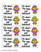 Easter Egg Phonics: Long E Pack