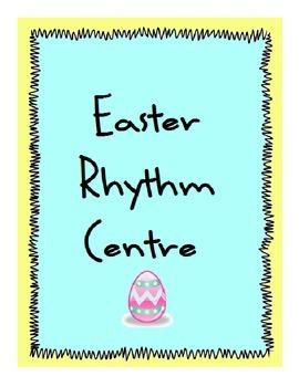 Easter Egg Rhythm Challenge