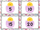 Easter Egg Sort And Count  (More Than 10, Less Than 10) Co