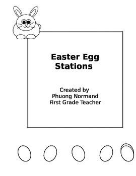 Easter Egg Stations