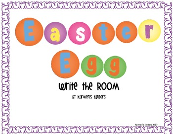 Easter Egg Write The Room