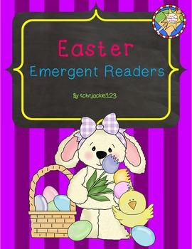 Easter Emergent Readers