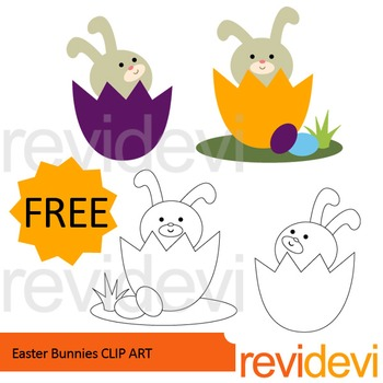 Easter FREE clip art