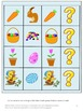 Easter Math and Literacy File Folder Games for Interactive