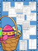 Easter Fun Packet. 10 activities that are academic and FUN