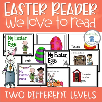 Easter - Hopping into Reading