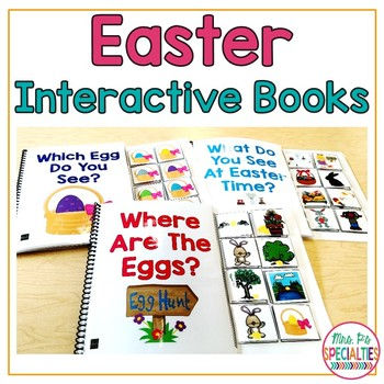 Easter Interactive Books