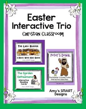 Easter Interactive Trio