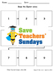 Easter Lesson Plan and Worksheets