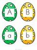 Easter Uppercase Lowercase Letter Match