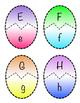 Easter Egg Letter Match