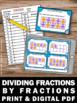 10 Frames Task Cards Easter Kindergarten Math Center Revie