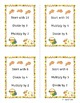 Mental Math Multiplication and Division Easter Task Cards