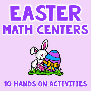 Easter Math Activities
