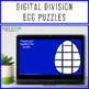 Easter Math Centers: Division Egg Puzzles