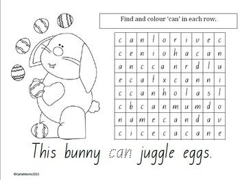 Easter Mathematics English/Literacy Resource Fun Kindergar