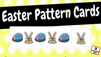 Patterns: Easter Pattern Cards