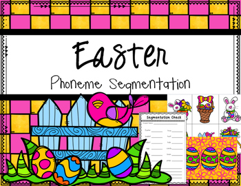 Easter Phonemic Awareness
