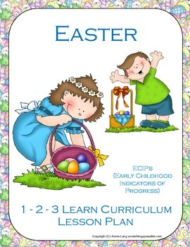 Easter Preschool Curriculum
