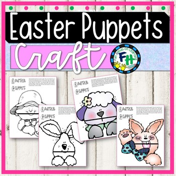 Easter Puppets Craft