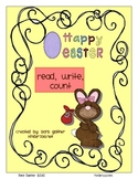 Easter Read, Write, and Count
