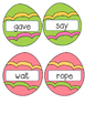 Easter Read the Room...Long Vowel Patterns!