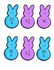 Easter Review Pack with Peeps {Converting Improper Fractio