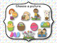 Easter Rhythm Reading Game to Practice Ta-a/Half Note (Kod