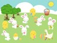 Easter Rhythms - A Game for Practicing Ta, Ti-Ti, Z and Ta