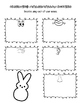Easter Science Observations - Peeps and Bunnies