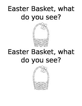 Easter Sight Word Reader
