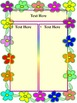 Mystery Picture - Easter - Math - Activities -  Editable t